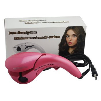 mermaid magic hair curling iron tools mini anion ceramic rotating hair curler steam hair curler
