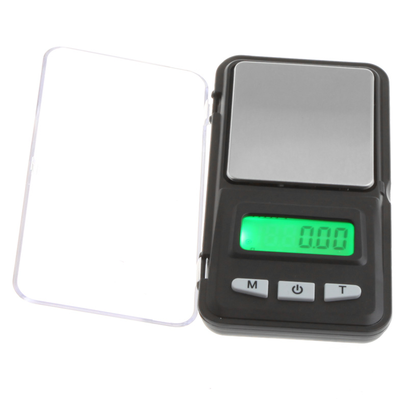 200g * 0.01g Portable LCD Electronic Scales Digital Pocket Jewelry Scales Coin Gold Diamond Weight Weighing Scale