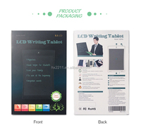 howshow Paperless 8.5 inch magnetic lcd writing pad for office supply