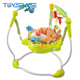 Baby Jumper Bouncer Clothes Musical Safety Door Jumper Baby