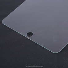 Anti scratch tempered glass screen protector for ipad 2.5D full cover tempered glass screen protector
