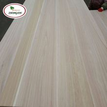 Paulownia Tomentosa Wood Board for Building Materials