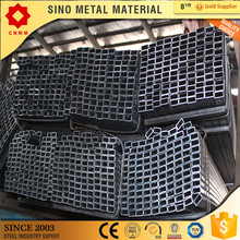 ss400 galvanized rectangular steel tube 3x3 square hollow metal tube square steel section