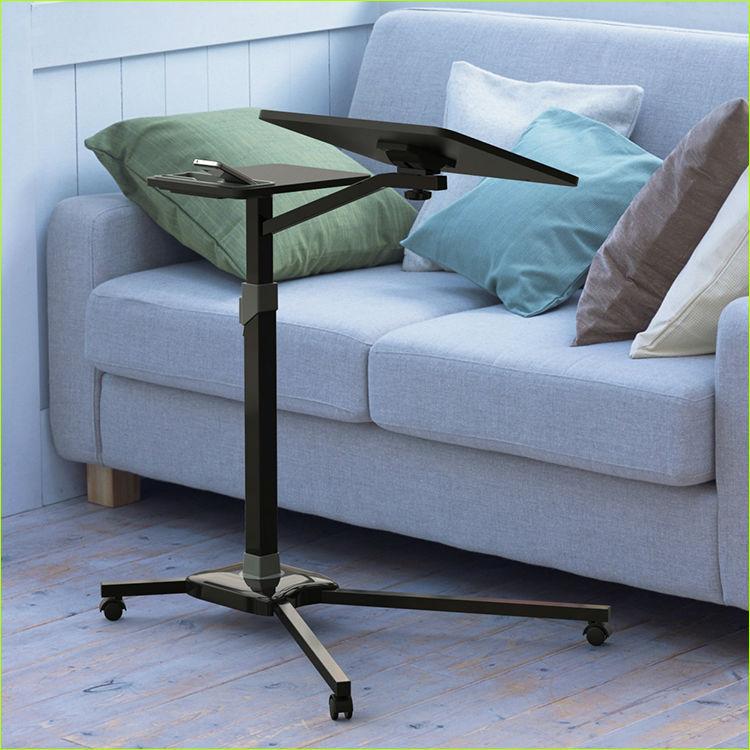 ajustable laptop stand bedside tables for hospitals buy. Black Bedroom Furniture Sets. Home Design Ideas