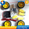 KJ400 4WD Smart Robot Car Chassis Kit for arduinos