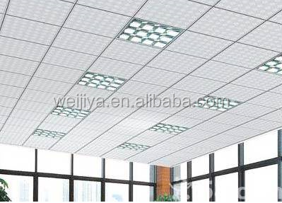 Soundproof PVC plaster of paris designs Ceiling