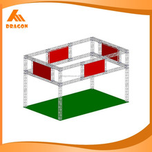 new stylish exhibition stage truss system corner for truss connecting