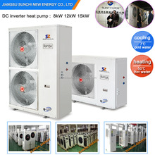220V/50Hz 3P 4P 5P 6P used pool heaters sale meeting heat pumps