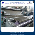 Semi-automatic hdpe geomembrane extrusion line made in China