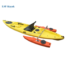 Pesca kayak/ fishing kayak/ kayak s with tabilizer made in China for sale