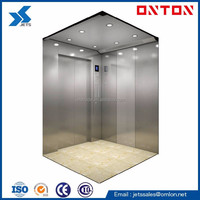 OMLON Passenger Lift Elevator China with Machine Room Gearless VVVF Control Cabinet J403