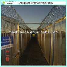 Australia Standard high performance system 358 Shipping Port Security fencing(ISO&CE certificate China manufacturer)
