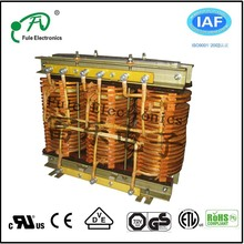 100KVA Three Phaselow frequency Power Transformer