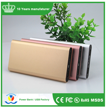 new cell phones mobile phone battery charger qc3.0 power bank 10000mAh/5V 9V 12V Output Power Bank Slim QC3.0 with Type C