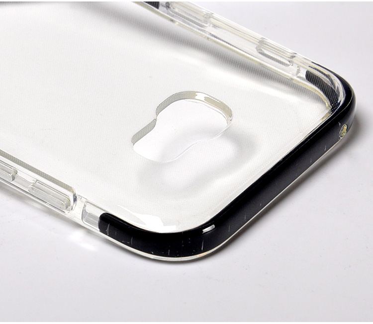 High quality transparent clear soft TPU case for samsung s7 mobile phone case galaxy s7 phone case