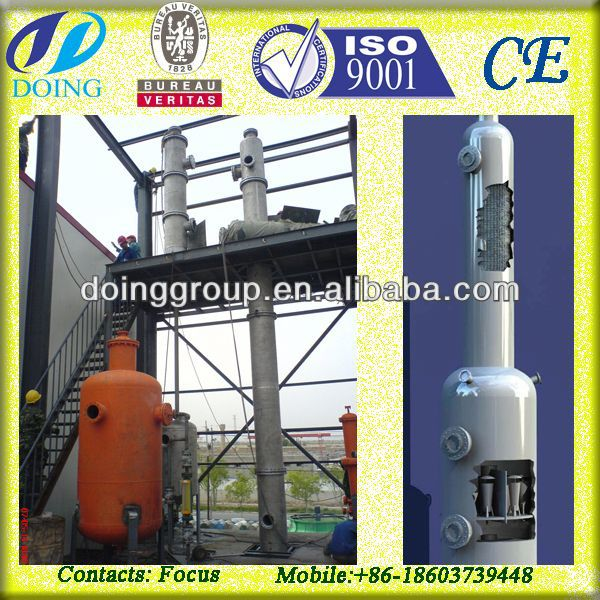 Specialized supplier of canola oil refining plant