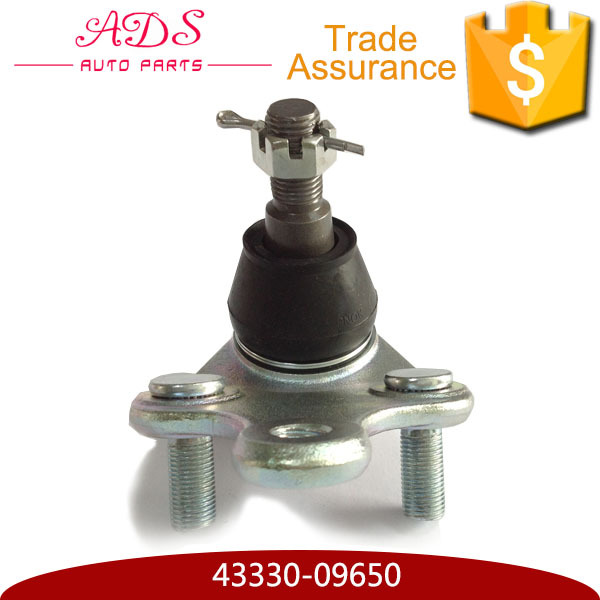 Alibaba China factory wholesale universal good price 43330-09650 Toyota Corolla ZR152 auto parts car lower ball joint