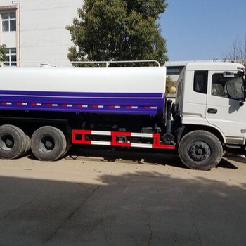 Top Quality 6x4 Water Tanker Trucks 20-30cbm Water Bowser sprinkler truck for sale