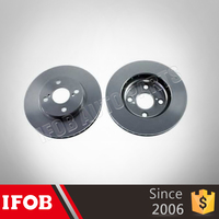 IFOB High Quality Auto Brake disc for toyota 2000-2007 NZE121 Corolla 43512-12621