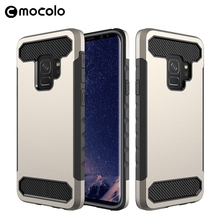 Fast delivery for galaxy s9 hybrid case,tpu pc 2in 1 for sumsung s9 case