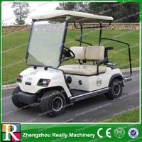 cheap used electric golf carts/electric vintage golf carts