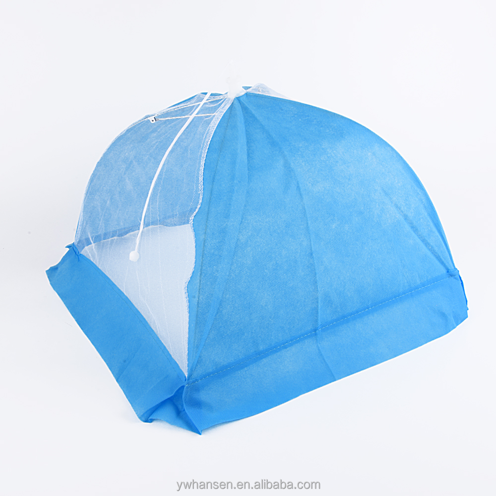 Kitchen Table Foldable Umbrella Tent for Picnic / Outdoor Activities food cover tent mesh Food Cover