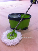 SPINNING SPIN DRY MOP MAGIC MOP SPIN DRY&RINSE PEDAL NEW HOME 1.3m MOP WITH HANDLE AND TWISTING WRINGER