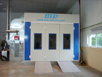 CE Approved Used Car Paint Booth