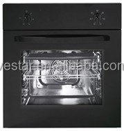 Hot selling Vestar electric round ovens glass/ built-in oven for sale