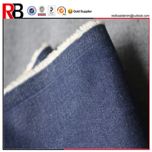 8 oz nice slub denim fabric for men short pants textile