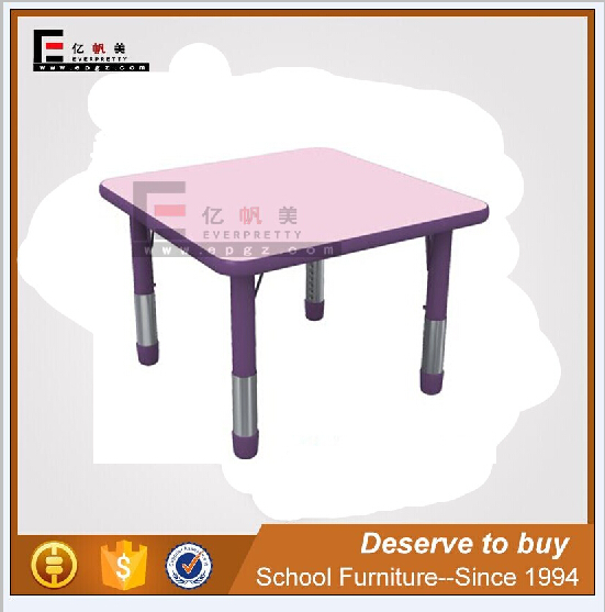 high quality kids table furniture, daycare classroom durable table