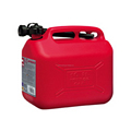 HDPE jerry can , plastic fuel jerry can