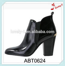 Design your own boots shock resistant safety boots high heel boots for women