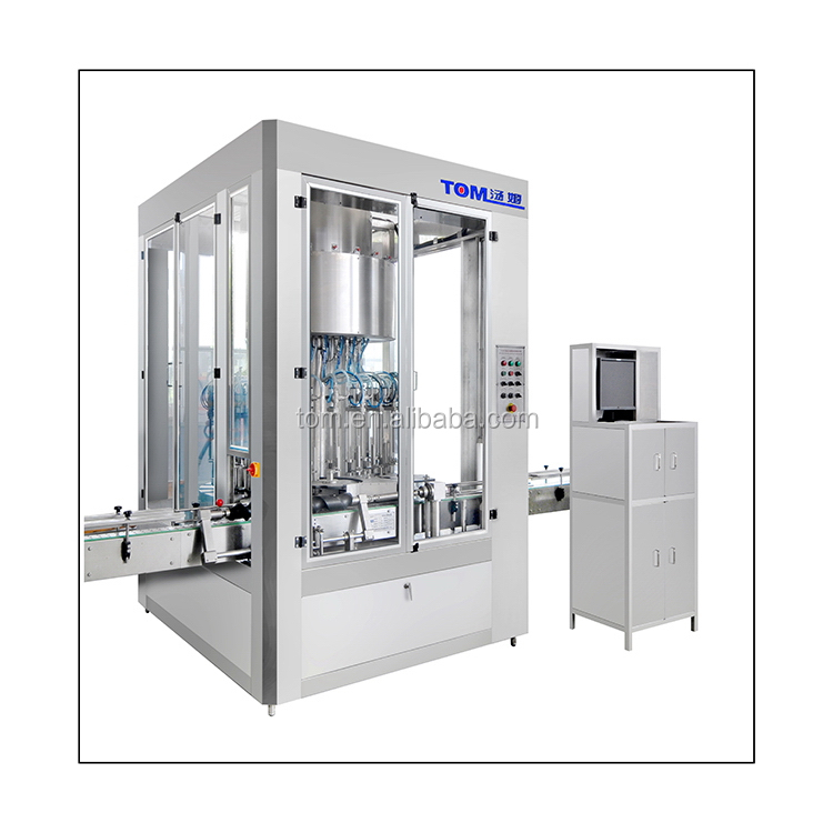High efficient hot selling rotary coffee cup filling machine