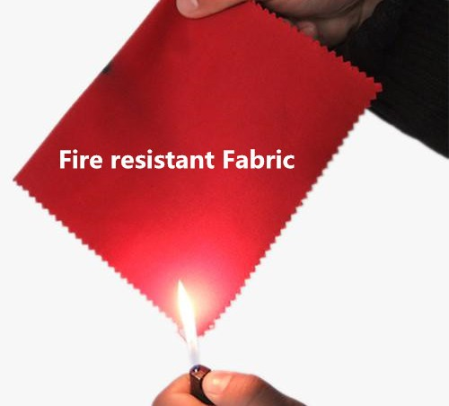 100% polyester pu coated waterproof flame retardant oxford fabric for bags