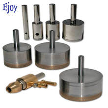 best types of 1 2 and 1 3 8 long carbide coring hole drill bits 1 16 diamond core drill bit for metal tile