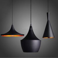 Factory Outlet LED Vintage Industrial Pendant Fancy Light Aluminum Hanging Lighting Fixture for Dining Room CZ2591/3