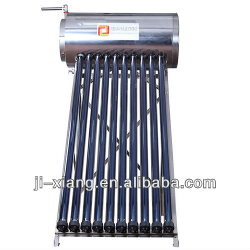150L Compact pressurized Solar water heater 100-300L/Stainless steel/Solar Keymark
