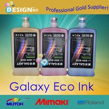 Good price excellent printing dx4 dx5 head Roland solvent ink supplying