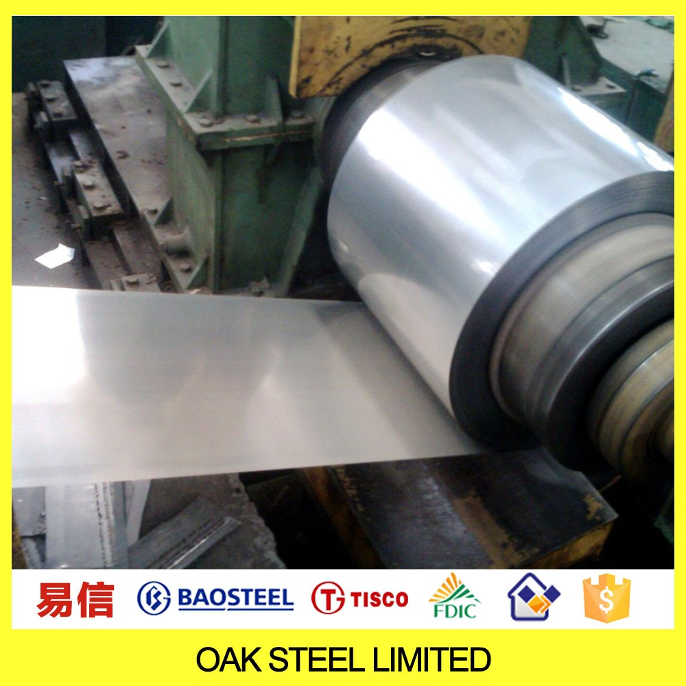 Top Manufacturers Secondary Steel Coil Korea Ss 201 Stainless Steel Coil Price per kg