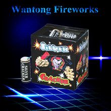 Chinese silver cracker fireworks