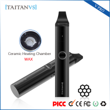 Taitanvs 900mAh Ceramic Heating Chamber Vaporizer Wax Pen