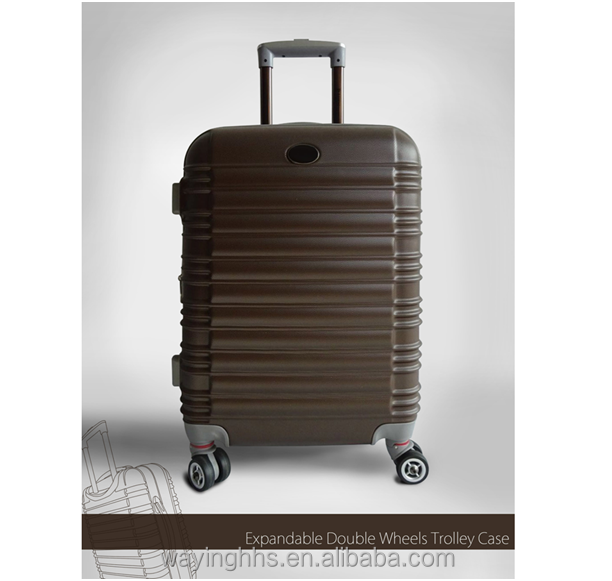 Best Suitcase Expandable Double Wheels Trolley Case Luggage Set