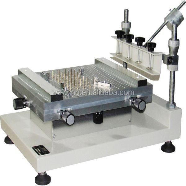 YX3040 Stencil Printer Screen Printing Machine PCB Production Line