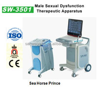 SW-3501 Erectile Dysfunction Treatment Apparatus with Pneumatic massage