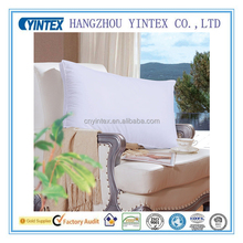 2016 Anti-Mite White Down and Feather Pillow For Hotel Home Hospital
