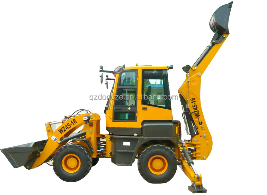 WZ45-16mini backhoe loader ,small loader for sale
