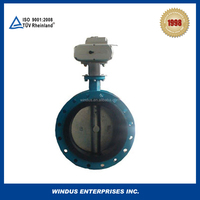 China-made OEM & ODM butterfly valve with high performance