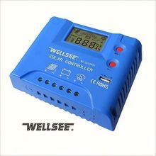 12/24v intelligent solar battery charge controller WS-SC2440U solar panel charge regulator