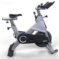 Best Quality Commercial Gym Equipments Fitness Sports Equipment Machines Exercise Bikes Spin Bike
